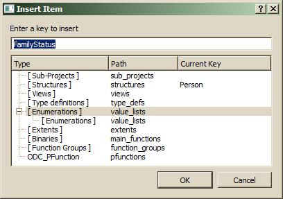 Defining Enumerations
